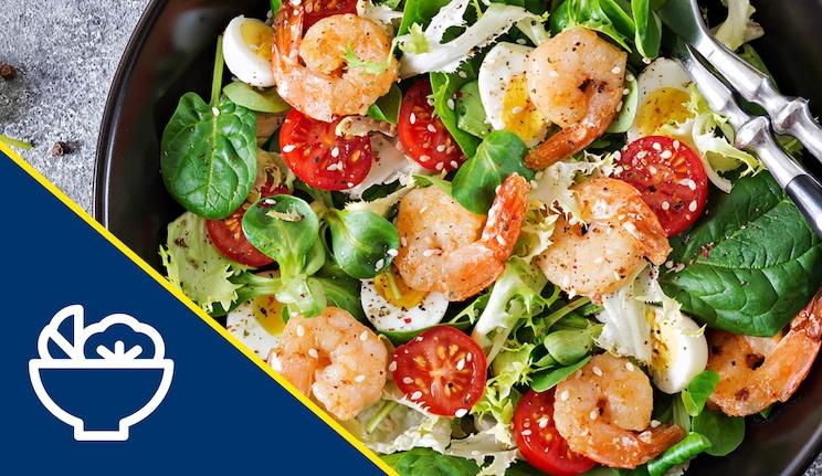 Рецепти за салати и предястия