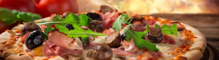 Тесто за пица с италиански брашна