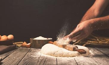 Тесто за пица с италианско брашно тип 00 METRO Chef