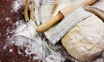 Тесто за пица с пшенично брашно Del Gusto Blu Italmill