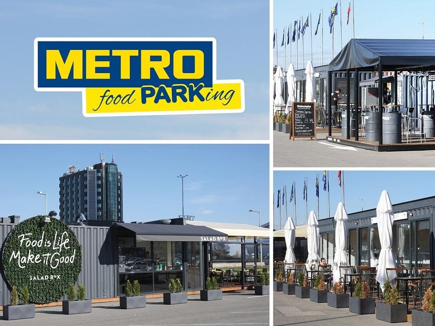 МЕТРО Food PARKing подава ръка на ресторантьорския бизнес