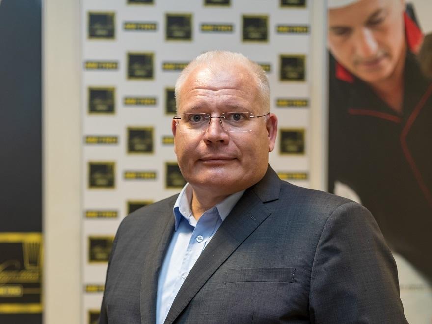 Никола Готрон е новият главен изпълнителен директор на МЕТРО България
