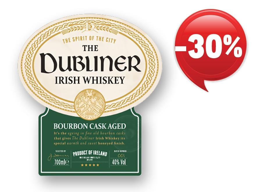 30% отстъпка за: THE DUBLINER
