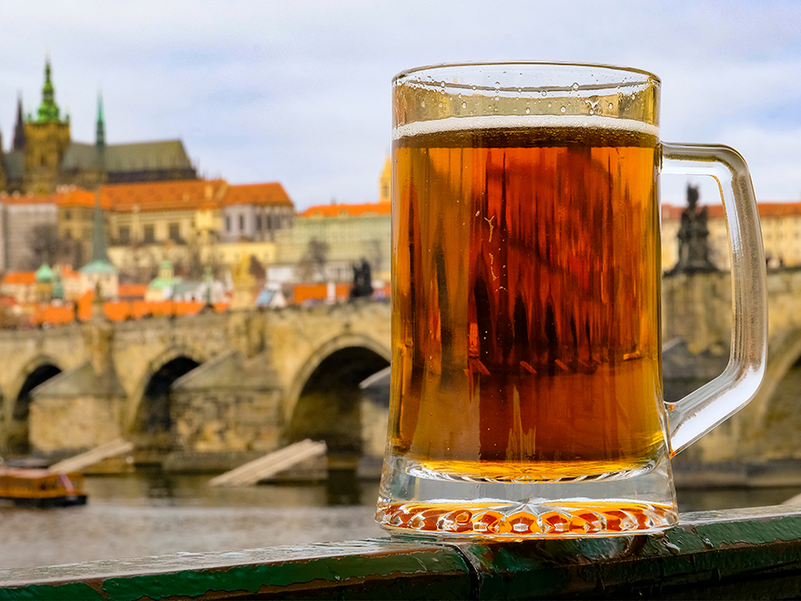 Бира от Чехия