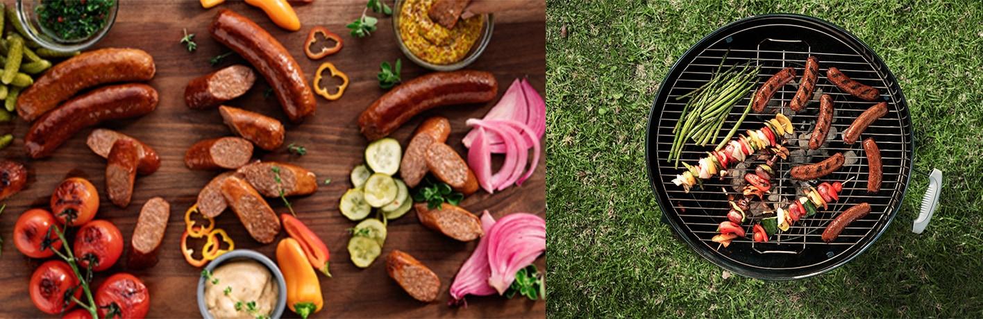 METRO bringt die Beyond Sausage nach Europa