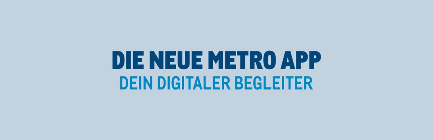 METRO Companion App