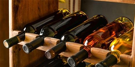 Wein und Spirituosen
