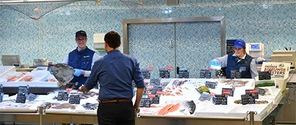Nachhaltiger Fischgroßhandel