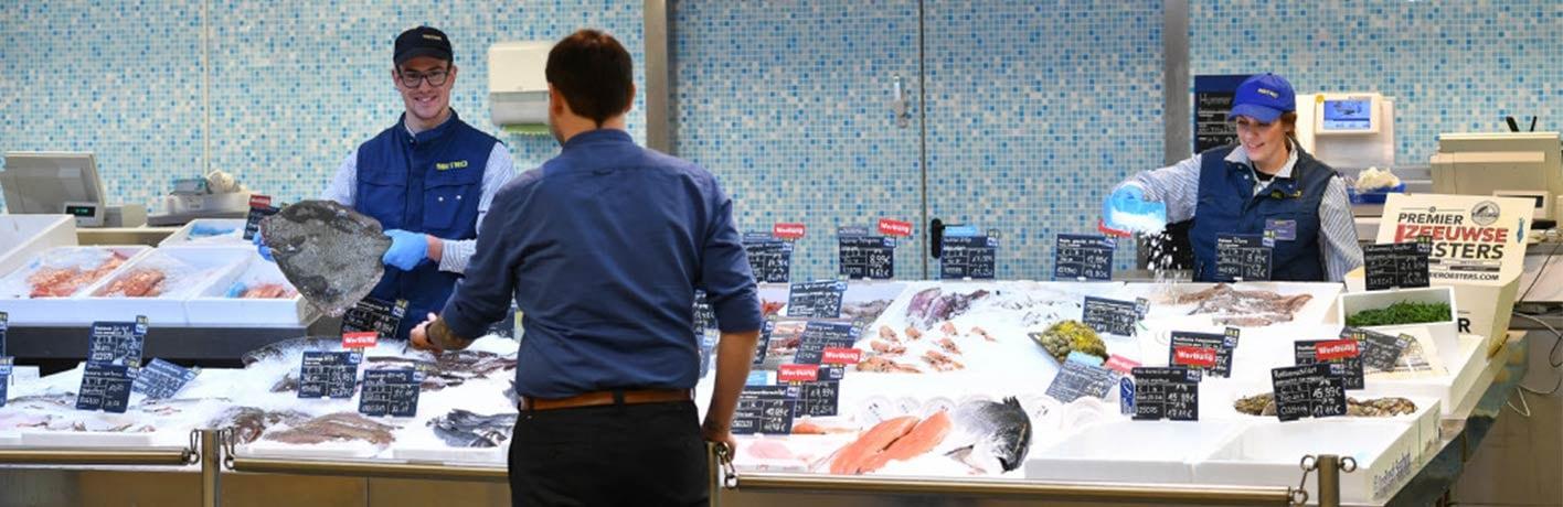 METRO Nachhaltiger Fischgroßhandel