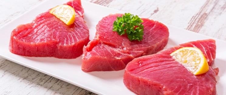 Thunfisch Loin Super Sashimi