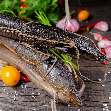 Aal frisch zubereiten