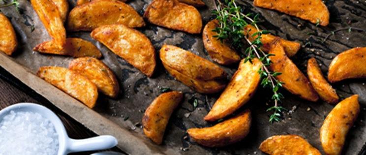 Kartoffelspalten