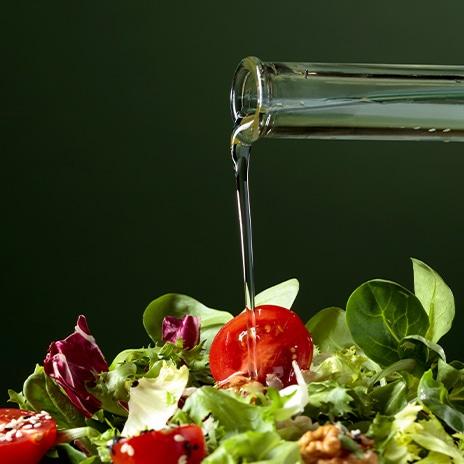 Was macht Salat gesund?