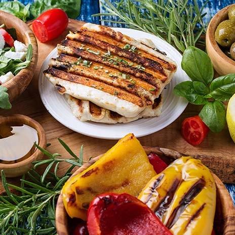 Griechischer Mozzarella
