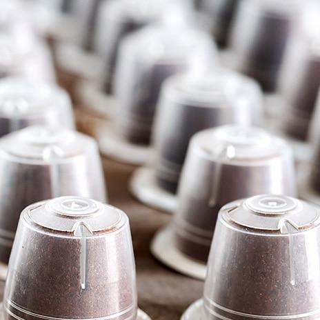 Lifestyle-Produkt Kaffeekapsel