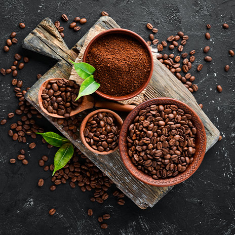 Die Kaffee-Qualität