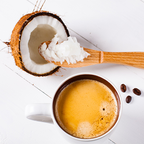 Abnehmen mit Bulletproof Kaffee
