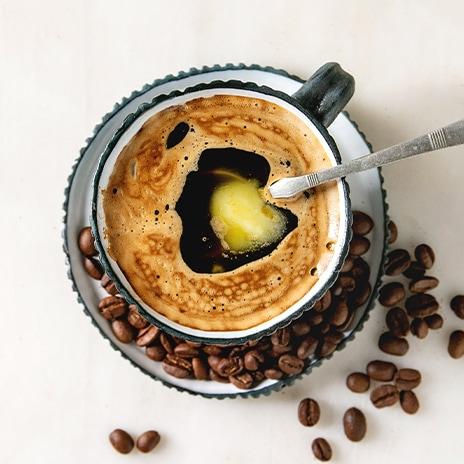 Bulletproof Kaffee zubereiten