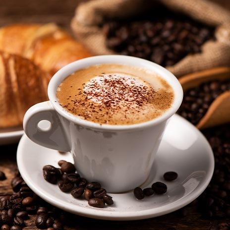 Cappuccino aus Wien