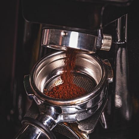 Jetzt aber schnell: Espresso!
