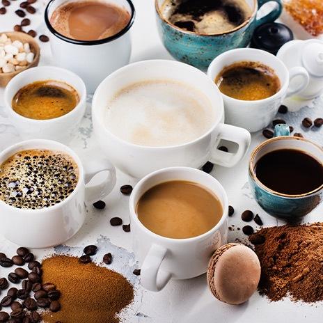 Malzkaffee-Vielfalt