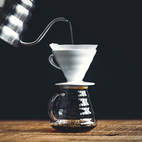 Klassischer Filterkaffee
