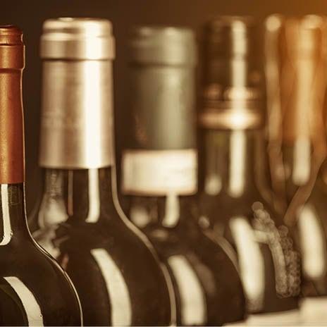 Hochwertiger Chiantiwein