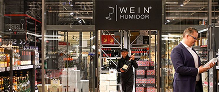 METRO Weinhumidor