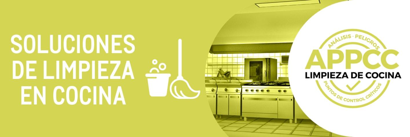Soluciones Makro limpieza cocina