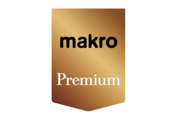 Logo Makro Premium