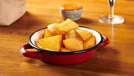 Patatas precocinadas Makro Chef