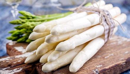 Espárragos blancos de Navarra Makro Premium