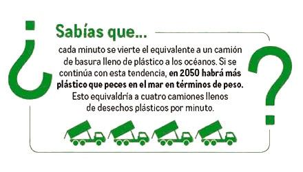 Uso de productos desechables biodegradables