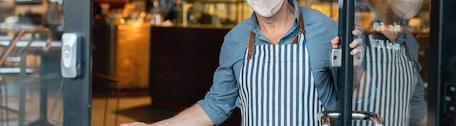 COVID19 : Mesures sanitaires renforcées et aides pour les restaurants