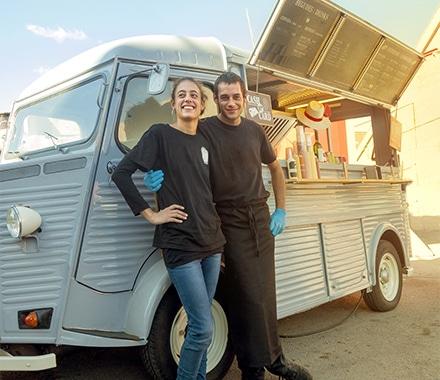 Acheter un camion food-truck