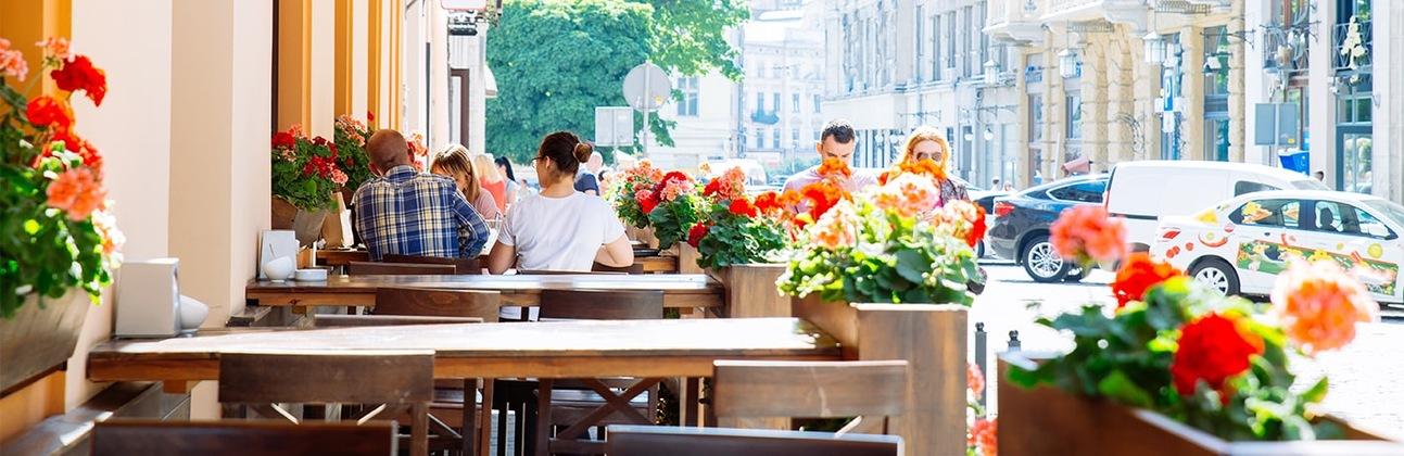 Conseils pour attirer les clients sur les terrasses