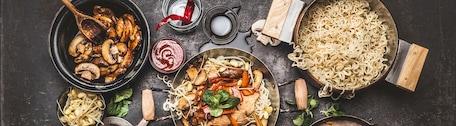 Les saveurs asiatiques : épices, algues et aromates exotiques à la carte