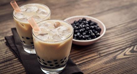 Le café dalgona tapioca