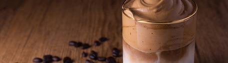 Dalgona : le nouveau café tendance venu d'Asie