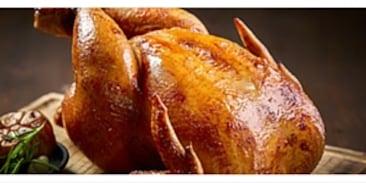 poulet roti 300