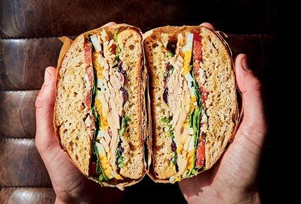 Le burger pour le snacking