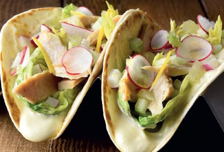 Des tacos pour le snacking