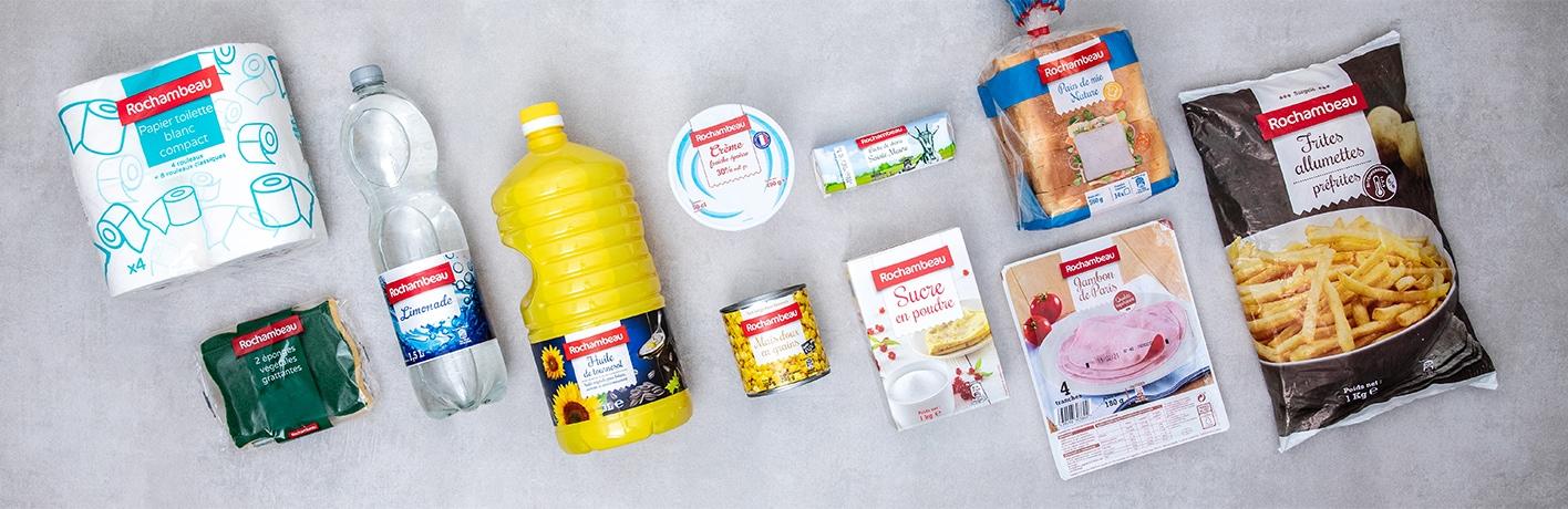 METRO - Rochambeau : Alimentaire et non alimentaire