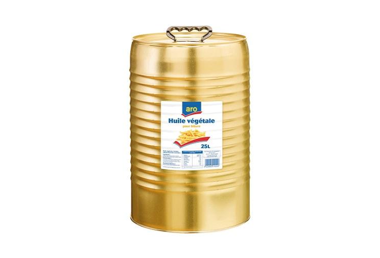 Aro : huile