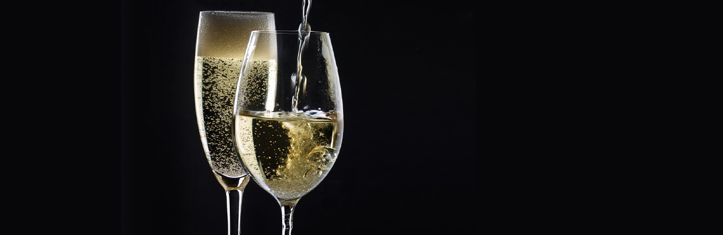 Champagnes et vins effervescents