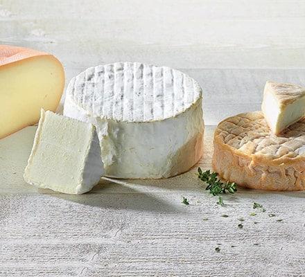 Les fromages AOP et IGP