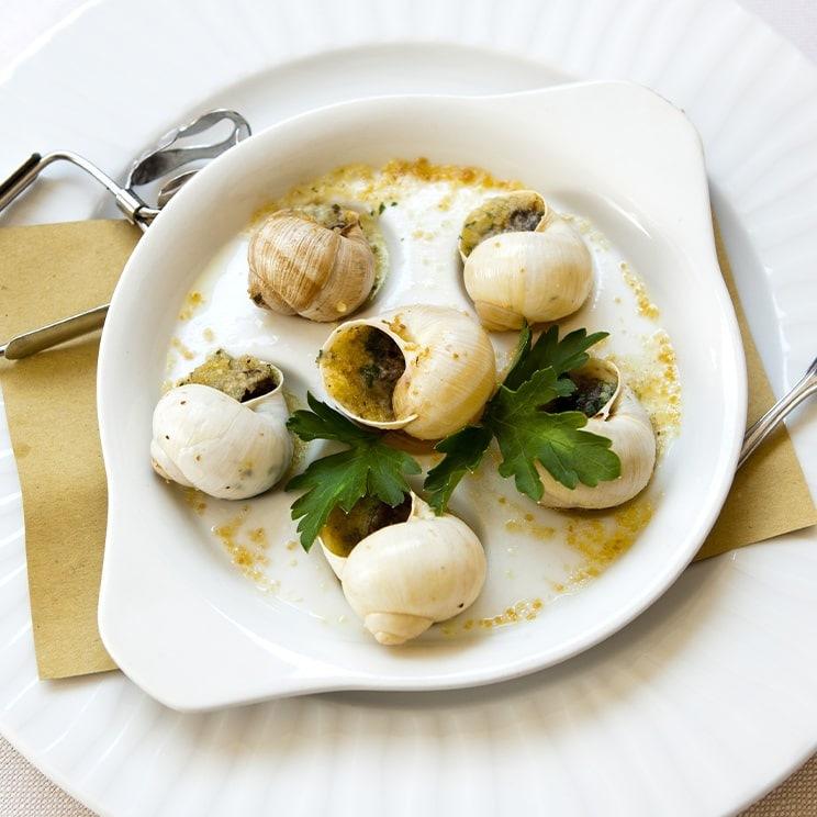 Epicerie fine - Cassolette d'escargots