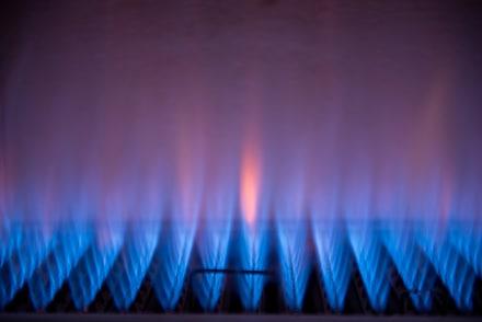 Brûleur de chaudière à gaz