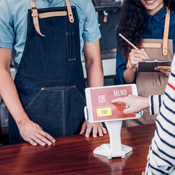 Menu digital pour restaurant : une tendance qui dure