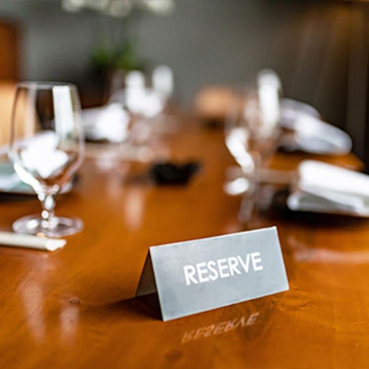 Outil de réservation de table pour restaurant